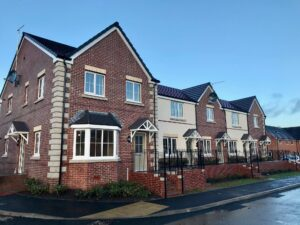 11 new homes at Caerphilly Glade development